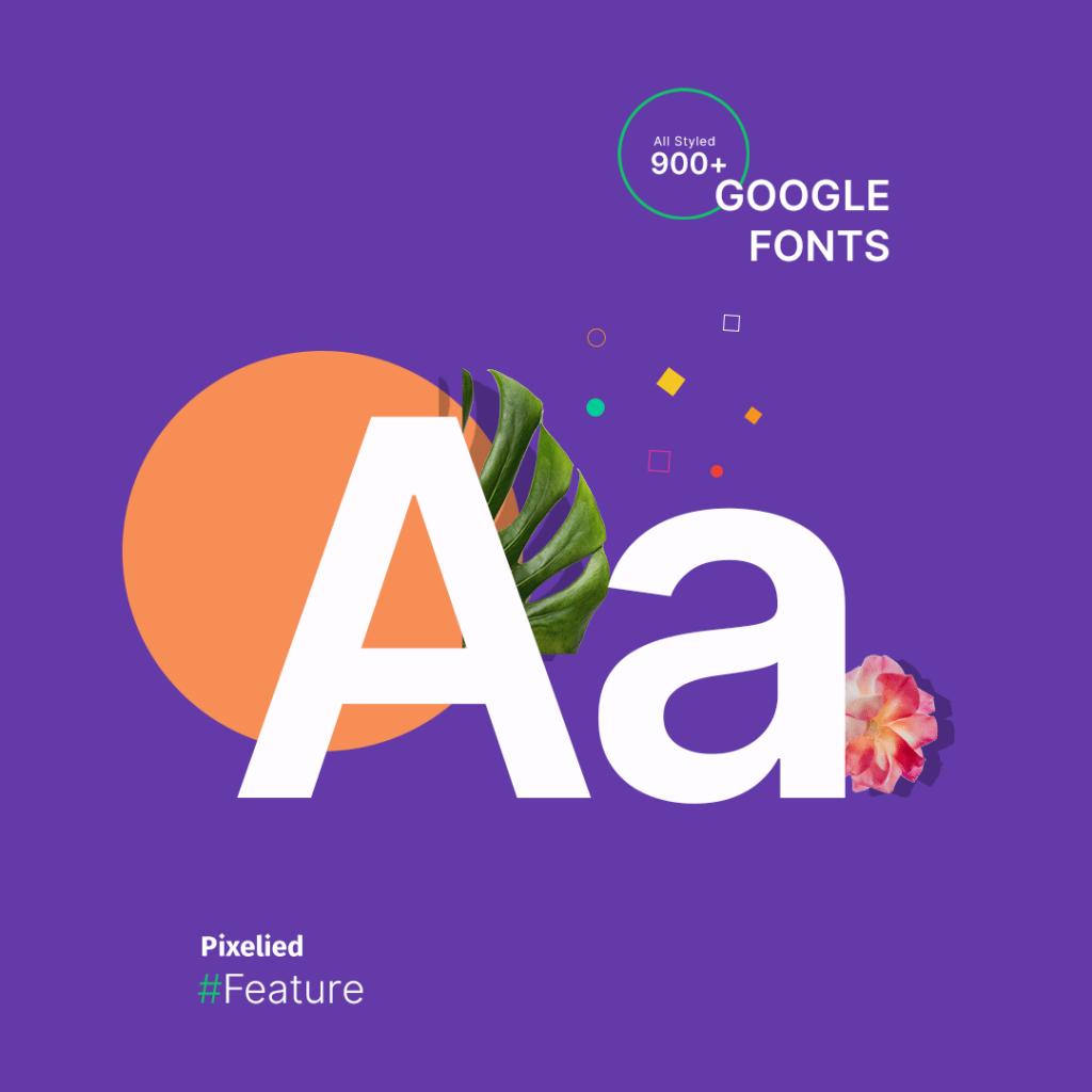 Google-Fonts-on-Pixelied