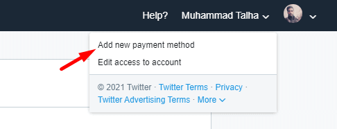 Twitter-Video-Limit-Ad-Account-Payment-Details