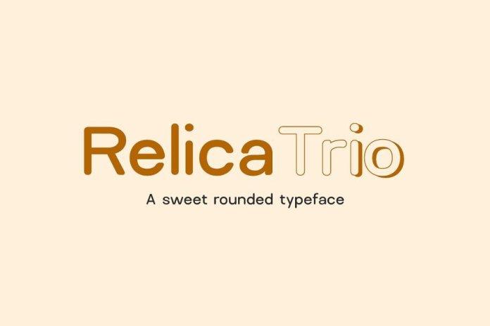 relica-trio-minimalist-font