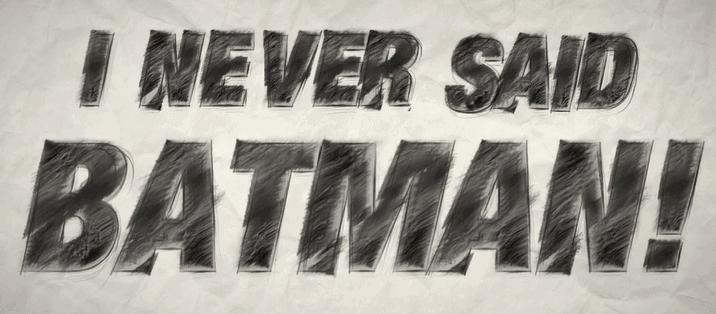 Kick Ass Kinetic Typography