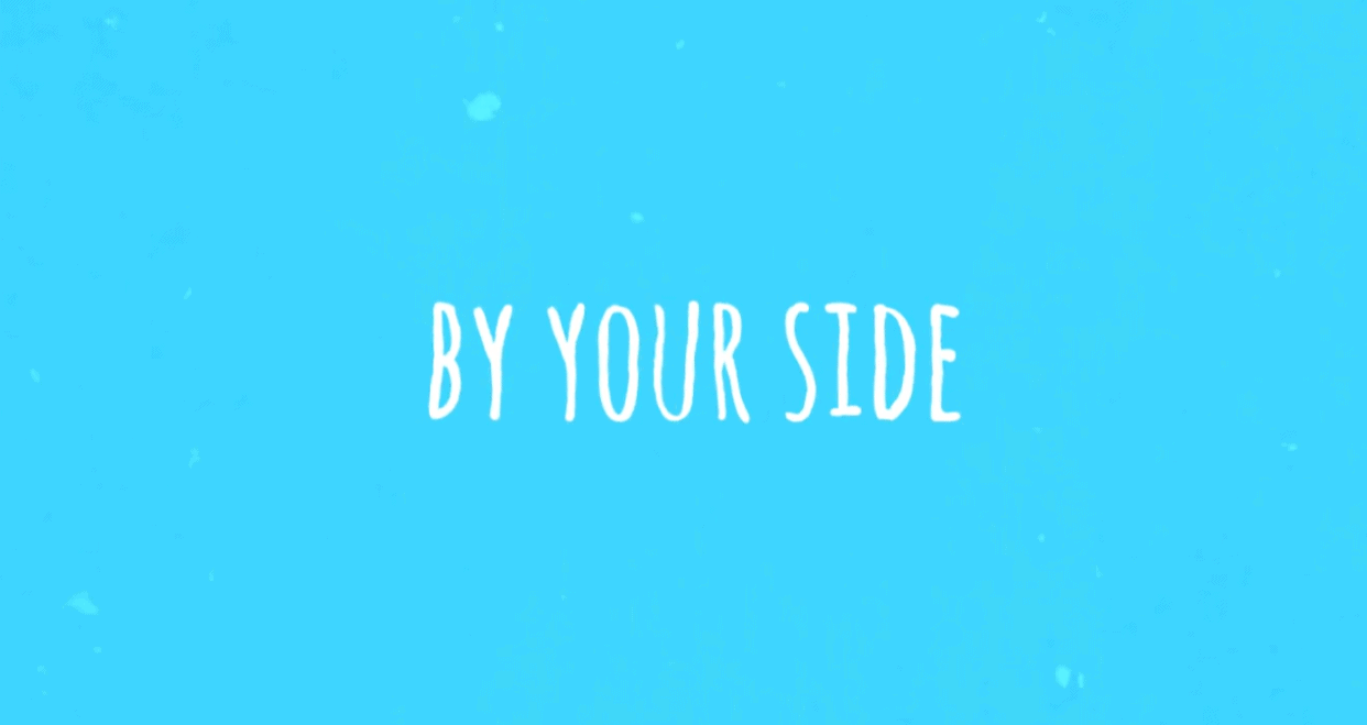 By Your Side Kinetic Typography