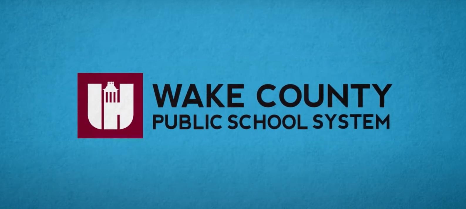 Wake County Schools Kinetic Typography