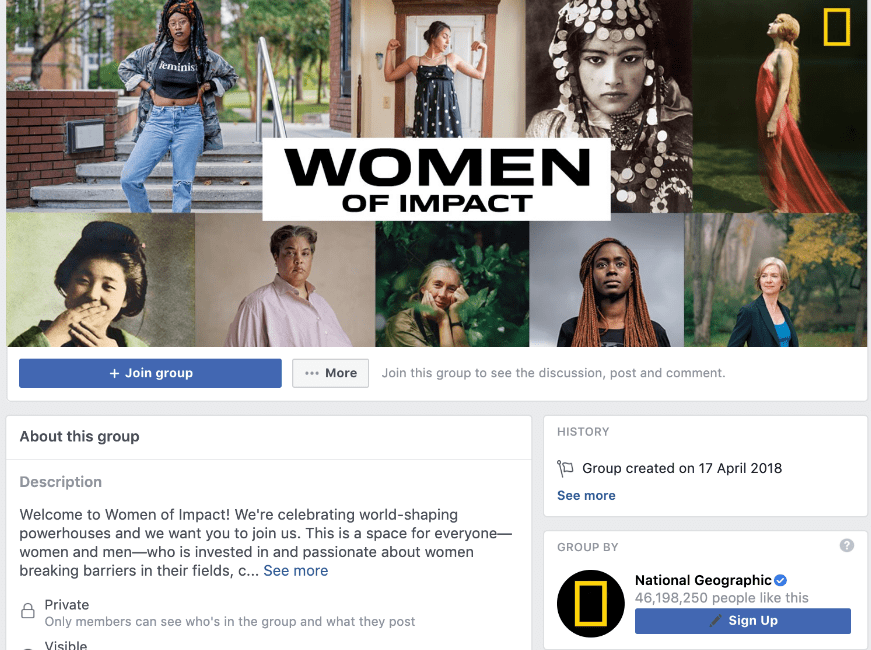 Facebook-group-cover-content-example
